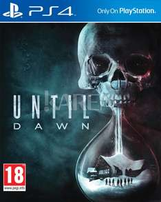Until Dawn PS4 za 117,81