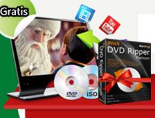 WinX DVD Ripper Platinum (wartości $60), dostępny za darmo!