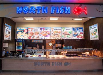 Tortilla za 5,90zł lub - 20% na całe zamówienie @ North Fish