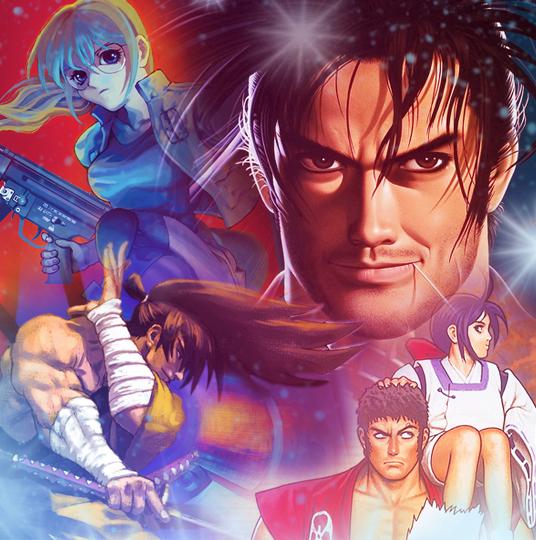 Neo Geo 25th Anniversary Bundle @ Humbe Bundle