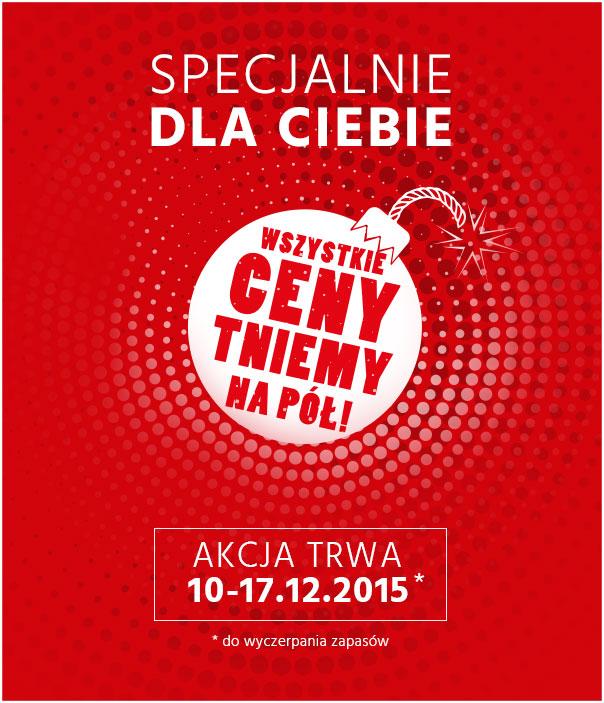 Wszystko -50% @Sportowysklep.pl