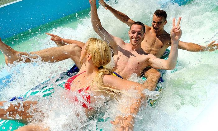 Całodzienny wstęp do Aquaparku Tatralandia i Świata Saun za 41,99 zł @ Groupon