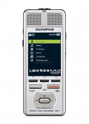 Dyktafon cyfrowy Olympus DM-3 z pamięcią 4GB @ Komputronk