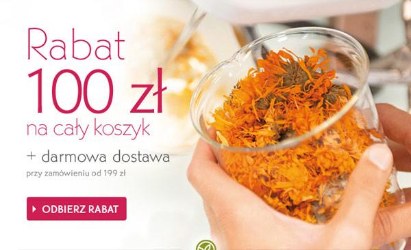 -100zł + prezenty @YVES ROCHER do 31.12