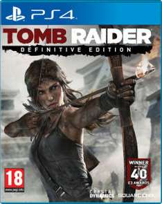 TOMB RAIDER (PS4/X0) za 125zł! @ZAVVI