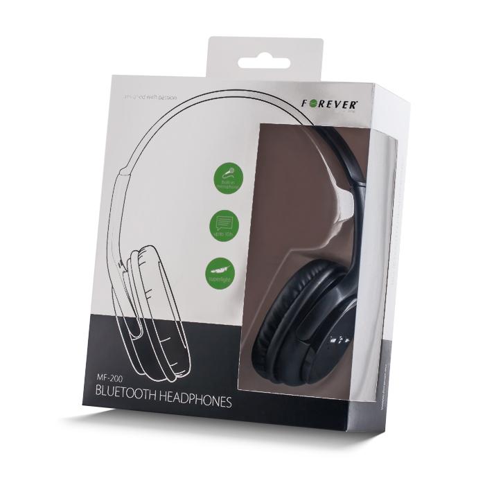 Słuchawki Forever STEREO Bluetooth MF-200