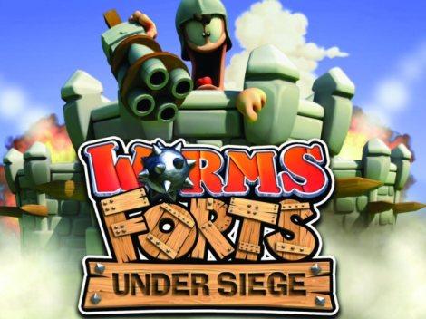Worms Forts: Under Siege ZA DARMO [PC] @ GOG
