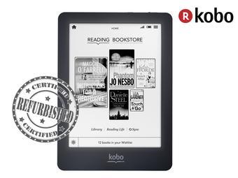 Czytnik ebooków Kobo Glo za 299,95 zł @ iBood