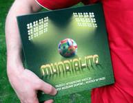 Piłkarska gra planszowa Mundialito - na prezent (-50%)