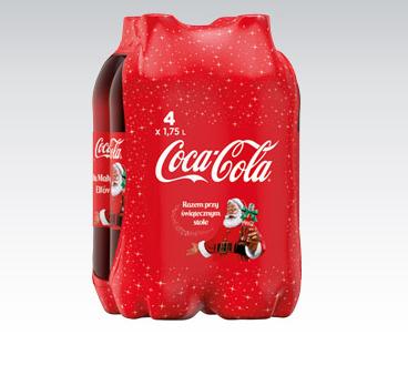 4-pack Coca-Cola @Biedronka