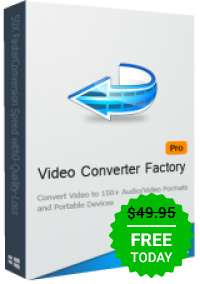 Video Converter Factory Pro 8.8 za darmo