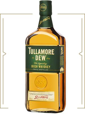 Tullamore Dew promocja w auchan 1L