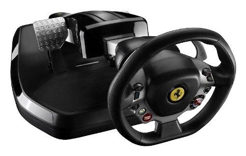 Thrustmaster Ferrari GT Cockpit F458 Italia (Xbox 360) !