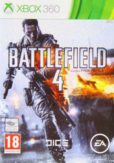 Battlefield 4 (Xbox 360) - 38 zł z przesyłką!