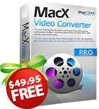 MacX Video Converter Pro V5.9.1 (100% zniżka)