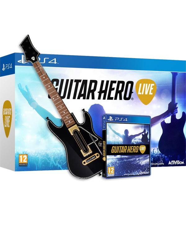 GUITAR HERO LIVE (GRA + GITARA) - PS4 za 279,99zł @ CDP