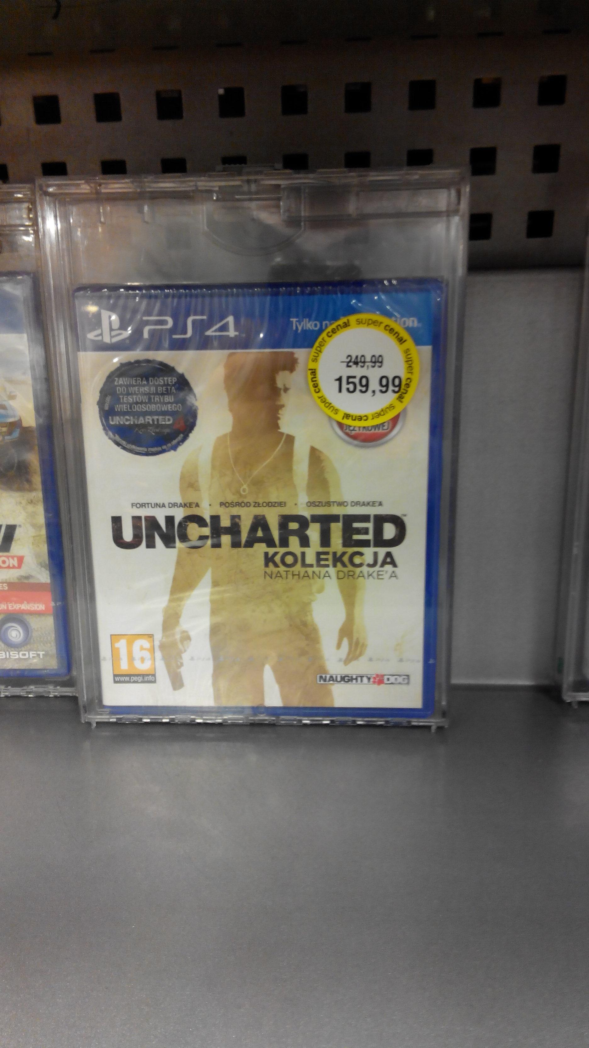 Uncharted Kolekcja Drake'a za 159,99 zl @ Empik