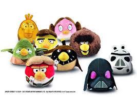 Pluszaki Agry Birds Star Wars za 9,99zł @ Tesco
