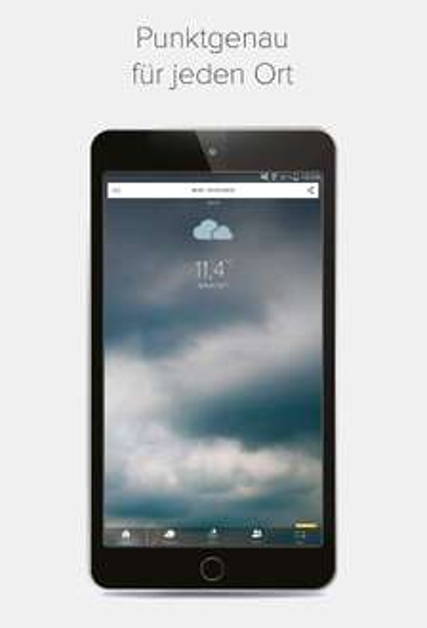 Morecast Premium (jedna z najlepszych aplikacji pogodowych) teraz gratis!