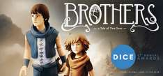Brothers: A Tale of Two Sons ~ 6,5zł @ Steam
