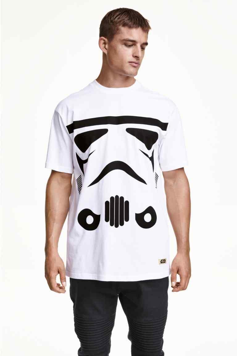 Koszulka ze Szturmowcem (Star Wars) za 21,67zł + darmowa dostawa @ H&M