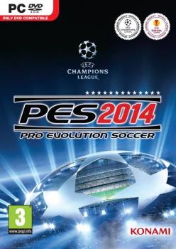 Pro Evolution Soccer 2014 Wyprzedaż! PC