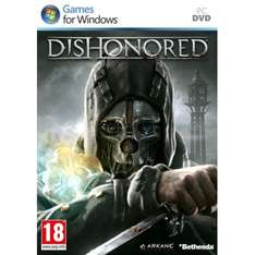 DISHONORED (PC) PL KLUCZ