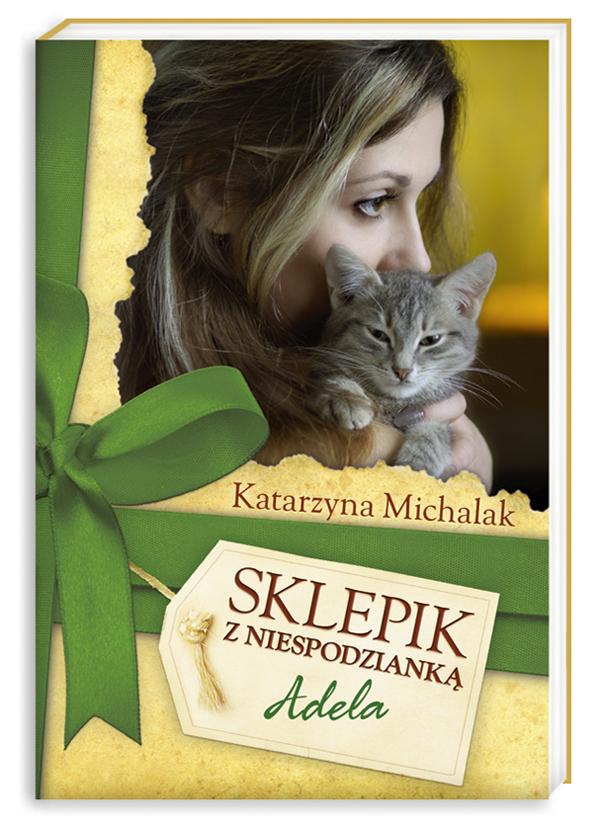 Ebook Sklepik z niespodzianką Adela za 9,90 @ ebookpoint.pl