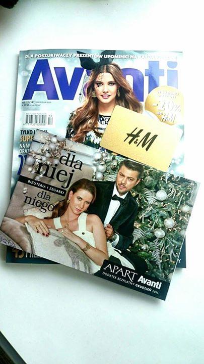 Kupon zniżkowy (20%) do H&M @ Avanti