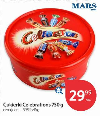 Cukierki Celebration za 29,99 zł @ tesco