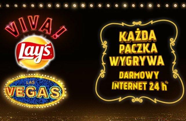 Viva Lay's Vegas – Darmowy Internet 24h @ Orange