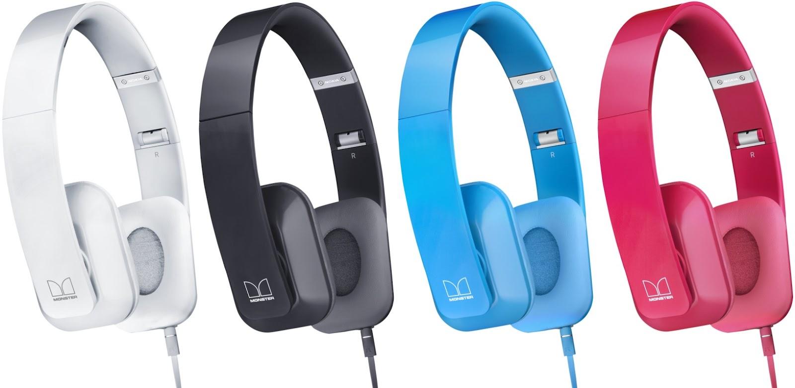 Słuchawki nauszne Monster Purity WH-930 za 99,99zł @ Euro
