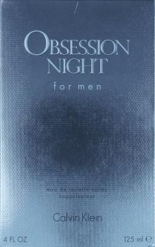 Calvin Klein, Obsession Night, woda toaletowa dla mężczyzn, 125 ml @Rossmann