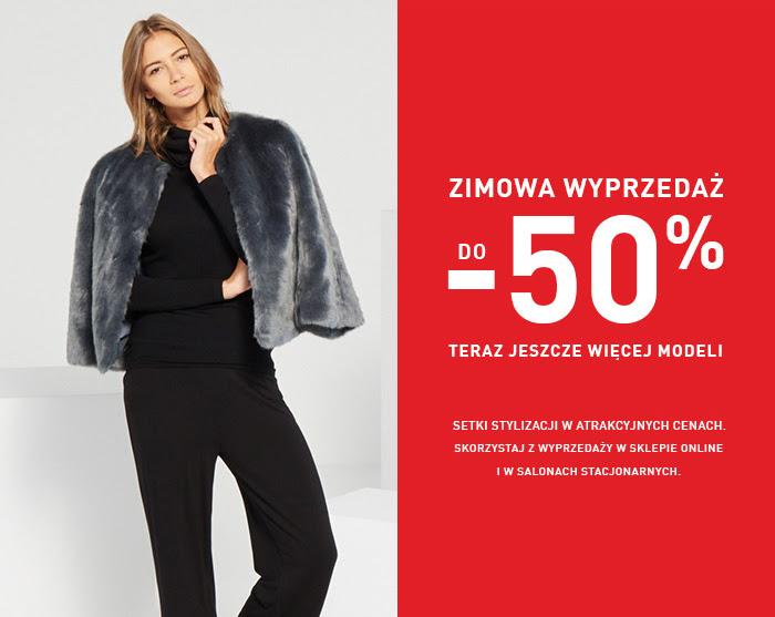 WYPRZEDAŻ kolekcji zimowej do -60% @ Reserved
