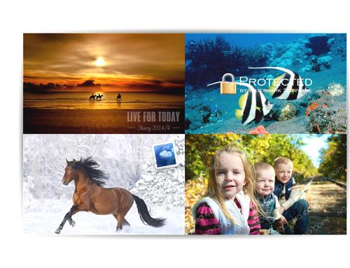 Program do znakowania wodnego zdjęć - Photo Watermark - ZA DARMO @ Watermark-software
