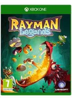 Rayman Legends Xbox One - digital download, jeszcze taniej