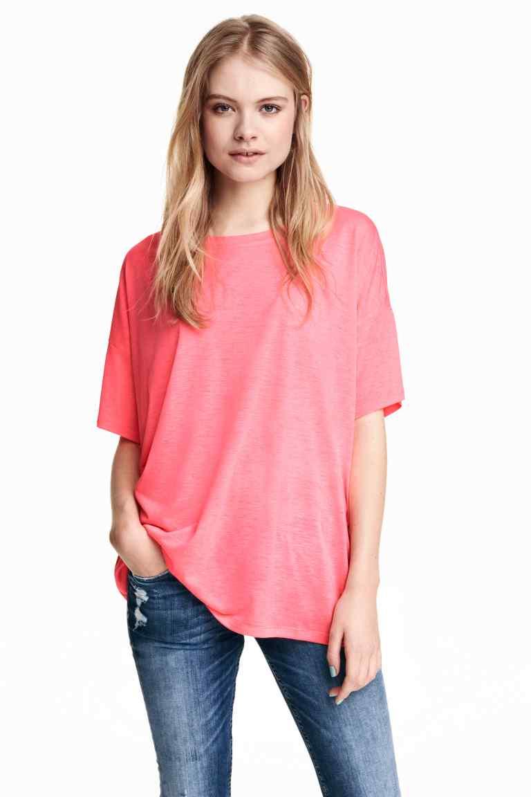 Damski t-shirt za 12zł + darmowa dostawa @ H&M