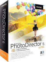 CyberLink PhotoDirector Deluxe 6 (Win)  za DARMO