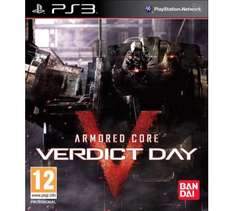 Armored Core: Verdict Day [Playstation 3] za 39,99zł @ Media Markt