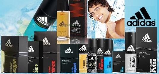 Kosmetyki Adidas (dezodoranty, żele pod prysznic) od 6,99 zł @ redcoon