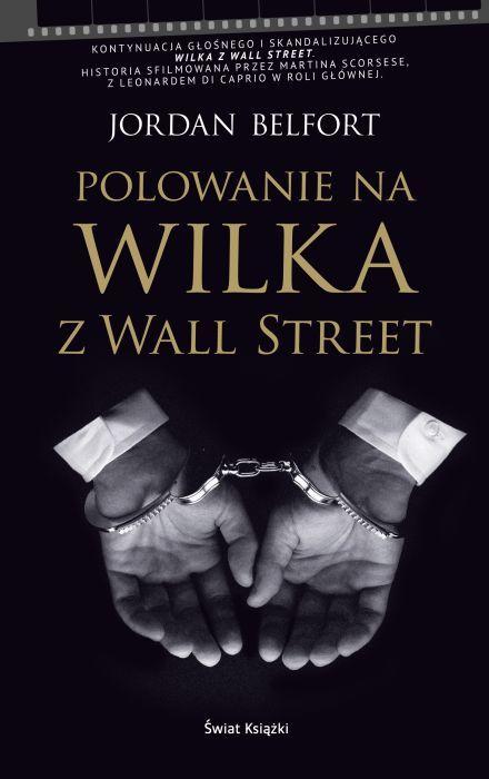 Książka Polowanie na Wilka z Wall Street za 14,99 zł @ Biedronka