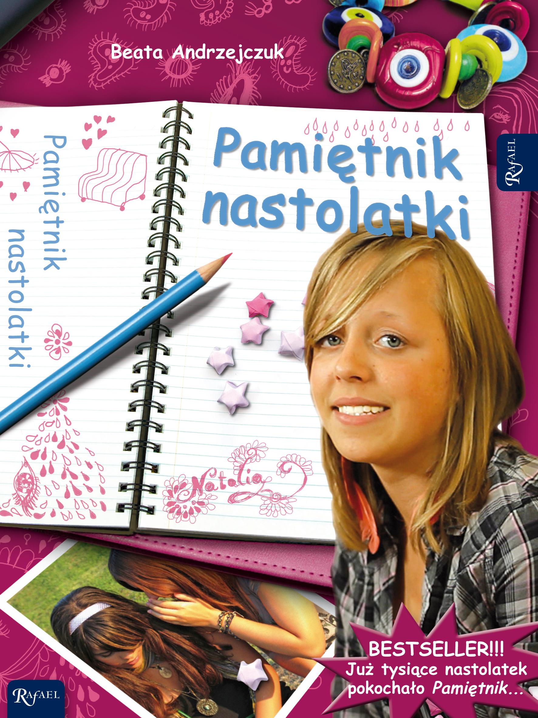 """Darmowy e-book: """"Pamiętnik nastolatki"""" @ Ebookpoint"""