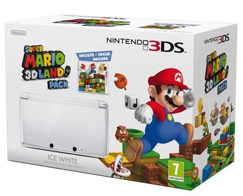 Nintendo 3DS +  Super Mario 3D Land za ok. 640zł @ Amazon