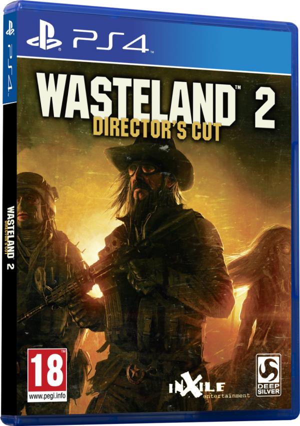 Wasteland 2: Directors Cut za 99,99zł [Playstation 4/Xbox One] @ CDP