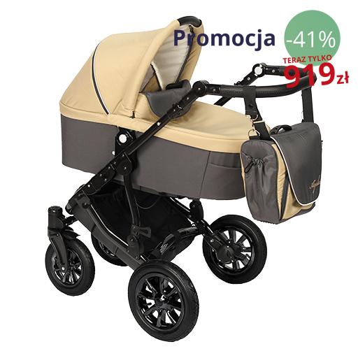 Wózki 2w1 BabySafe (np. model Aquila) 41% taniej (przecena z 1399zł)