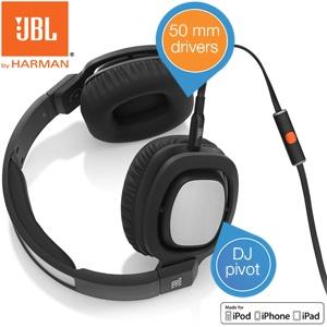 Słuchawki nauszne JBL J88i za 199,9zł @ iBOOD