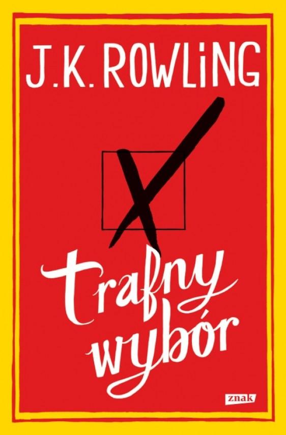 """E-book J.K. Rowling """"Trafny wybór"""" za 10,90zł (tylko dzisiaj) @ Woblink"""