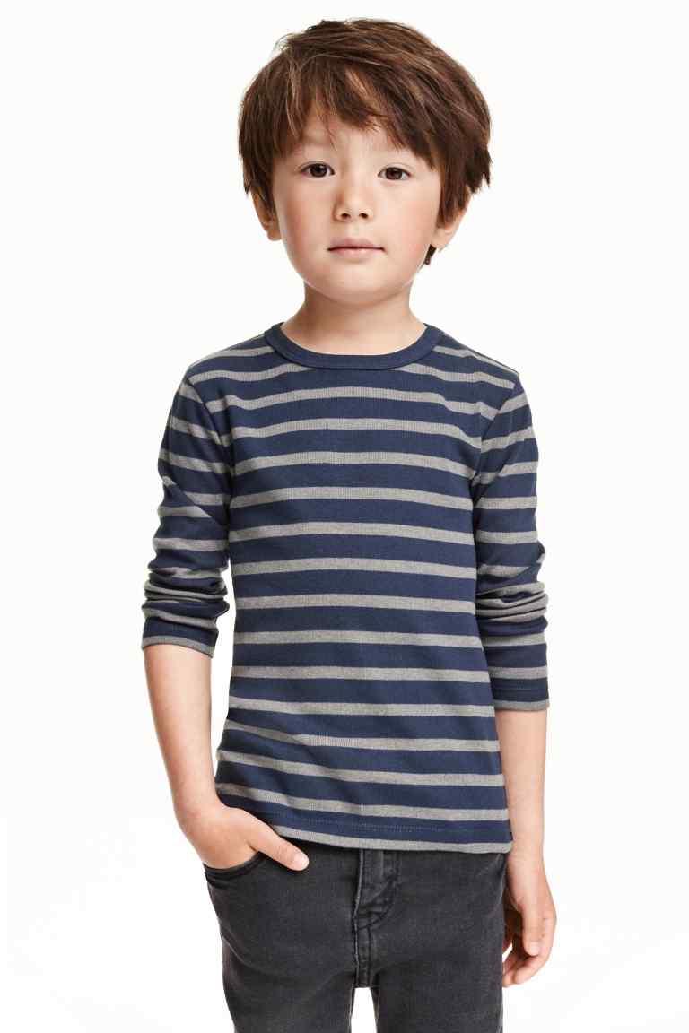 Dziecięca koszulka za 10zł + darmowa dostawa @ H&M