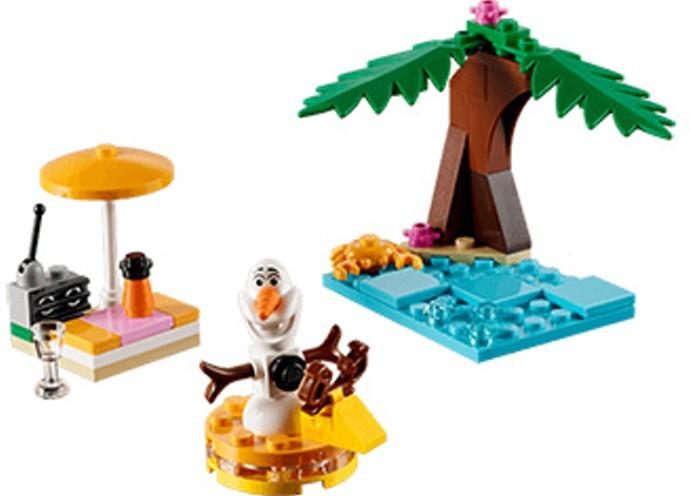 Darmowy zestaw 30397: Olaf's Summertime Fun przy zakupie za minimum 100zł @ LEGO