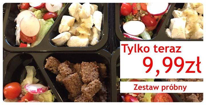 Jednodniowy catering dietetyczny za 9,99zł! (Łódź i okolice)